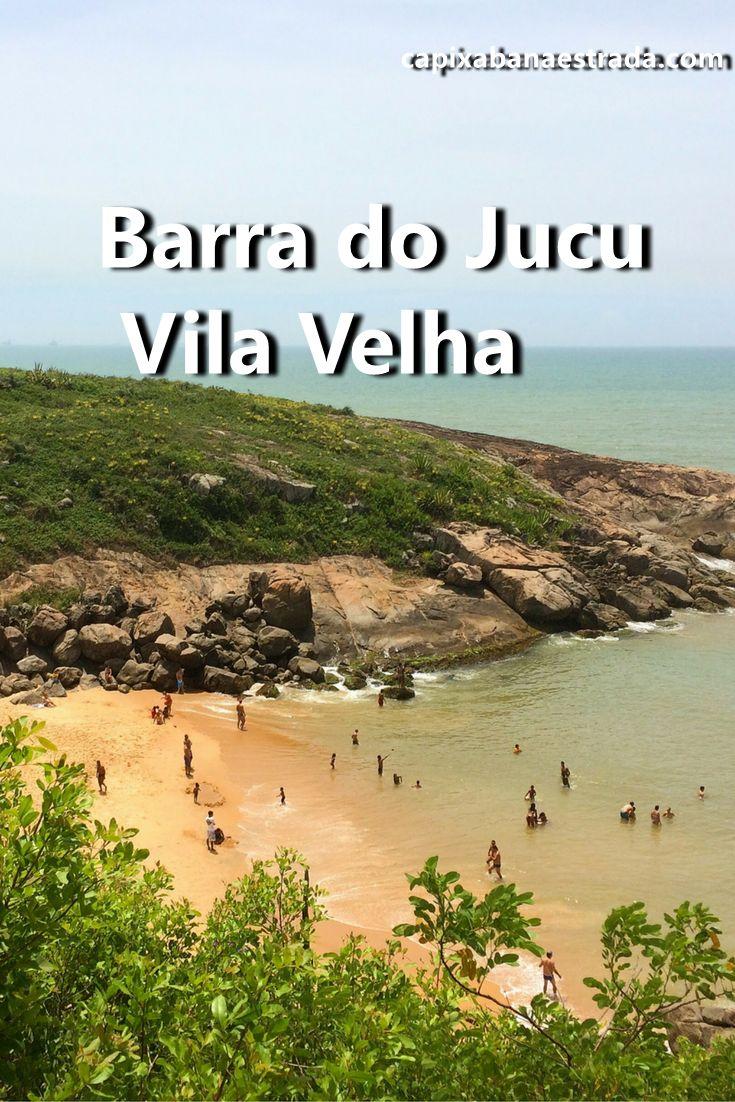 Conheça Barra do Jucu, em Vila Velha - ES
