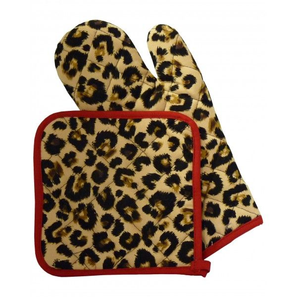 animal print kitchen accessories