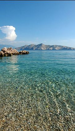"WOW|Nice|Great|""Perfect shot"" ! The beach of Vrzenica, Baska - Croatia"