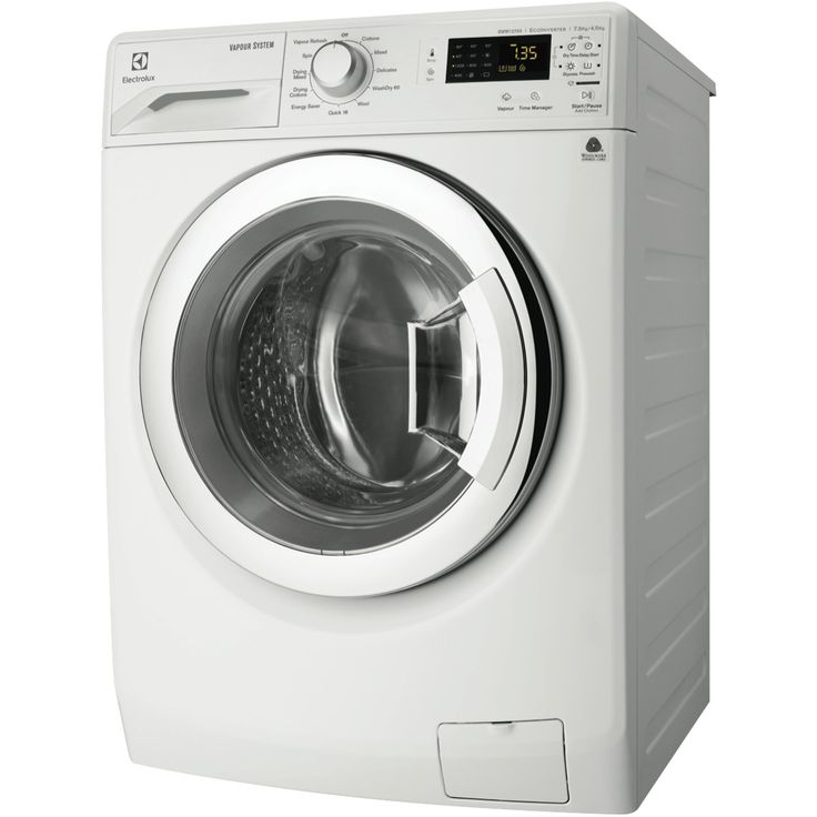 shop online for electrolux eww12753 electrolux 75kg45kg combo washer dryer and more