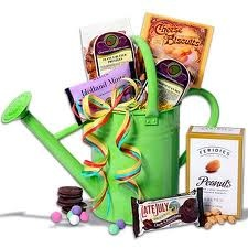 Gift Basket Ideas For Gardeners april showers gardening gift basket Cute Gardener Gift Basket