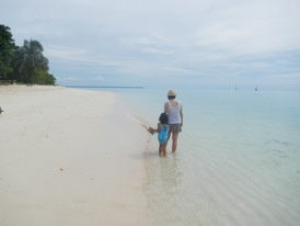 Dreamland at Derawan Island, Balikpapan Indonesia