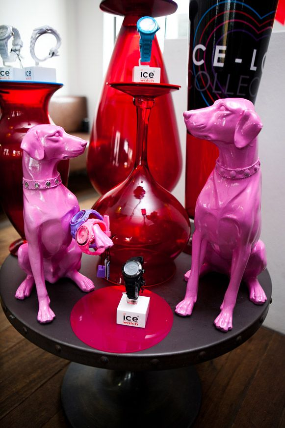 Pink Pups by @azbcreative