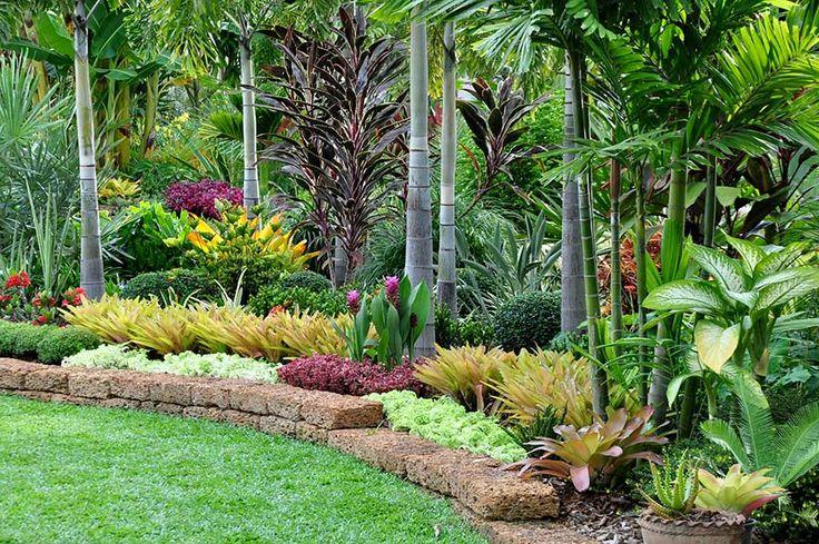 17 mejores im genes sobre tropical landscaping ideas en for Casas diseno jardines tropicales