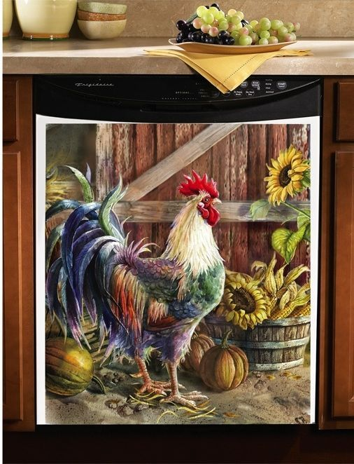 Rooster Decor In Living Room: 25+ Best Ideas About Rooster Decor On Pinterest