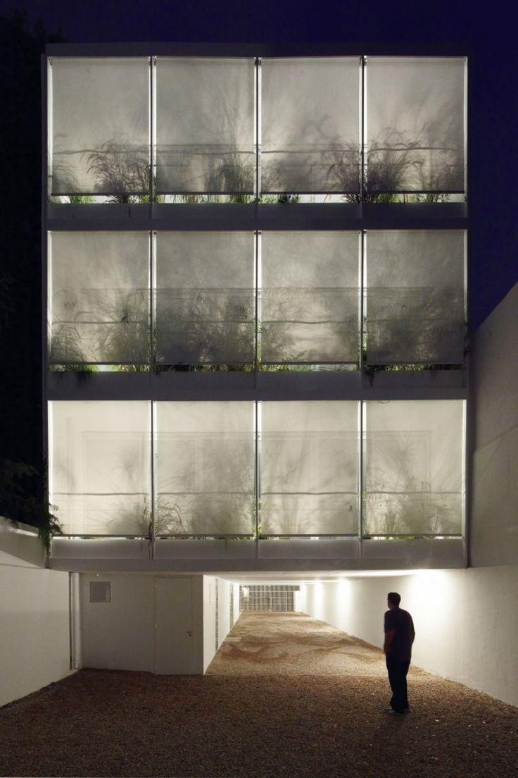 adamo-faiden, Cristobal Palma · Edificio 11 de Septiembre 3260 · Divisare
