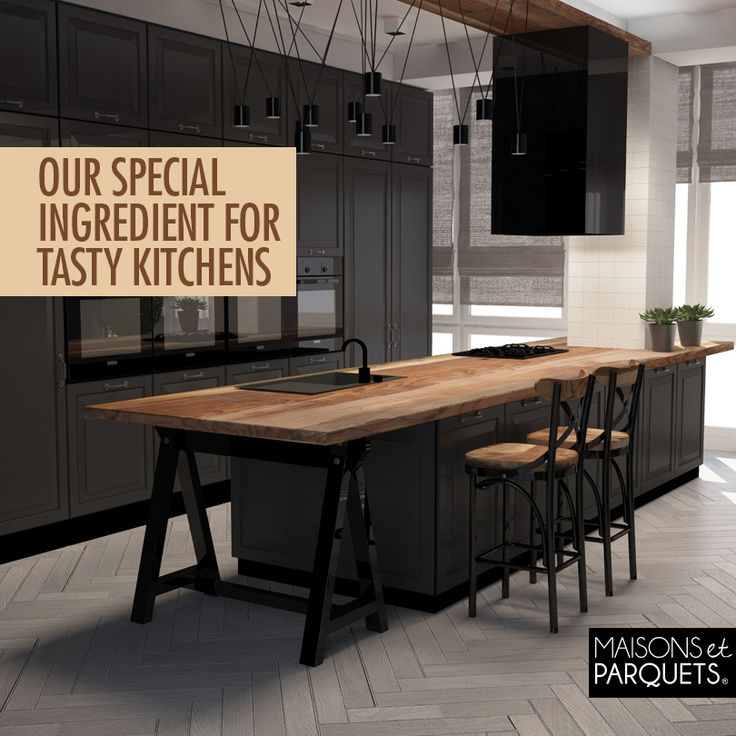 Our special ingredient for tasty kitchens! Add a sprinkle of class & sustainability with our unique and inviting selection of wood slabs.