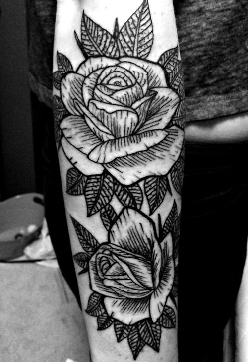 Hello Lovelies — So in love with my new tattoo. Couldn't have...