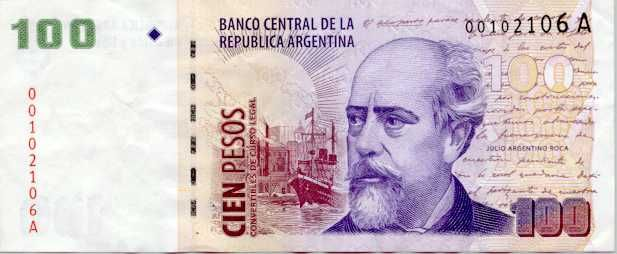 Argentine Peso | Argentine peso - Currency | Flags of countries