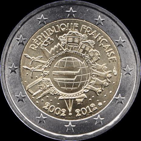 Pin di José Silva su Francia -2€-   Monete, Numismatica, Soldi