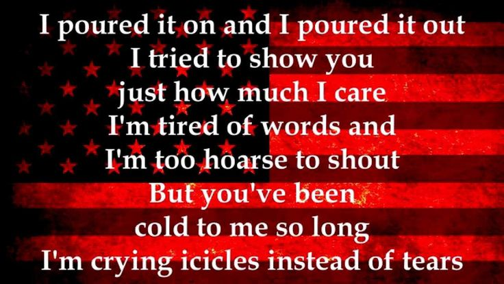 Meatloaf Two Out Of Three Aint Bad Lyrics