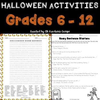 Fun Sequencing Activities for Middle School