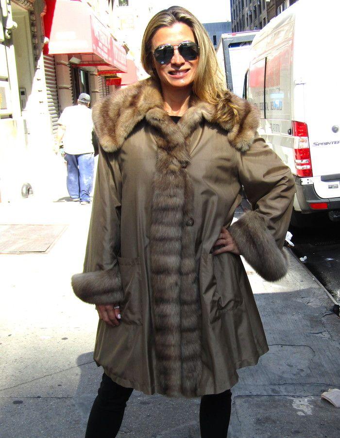 10 Best Pre Owned Designer Furs Images On Pinterest Fur