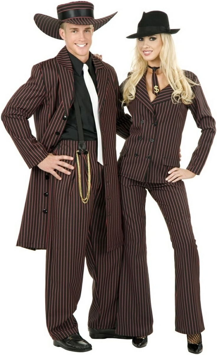 48 best gangster halloween costumes images on Pinterest