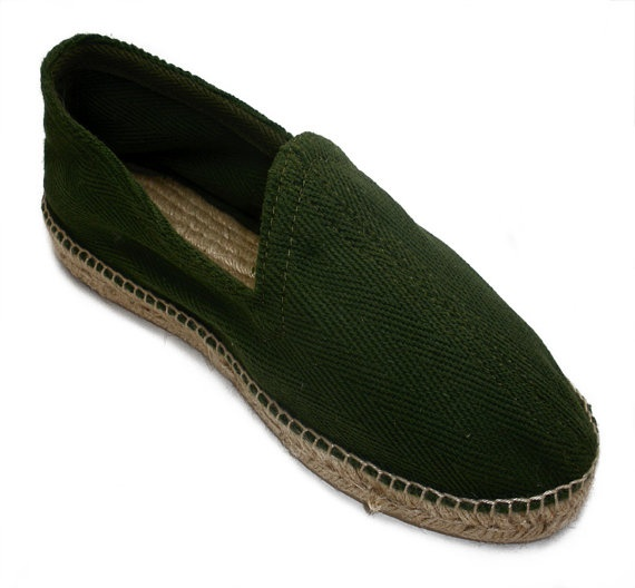 Mens Espadrilles from Spain by www.spanishoponline.com #men #espadrilles