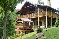 Gatlinburg Cabins with Three Bedrooms Pigeon Forge Rental Cabins near The Great Smokey Mountains National Park