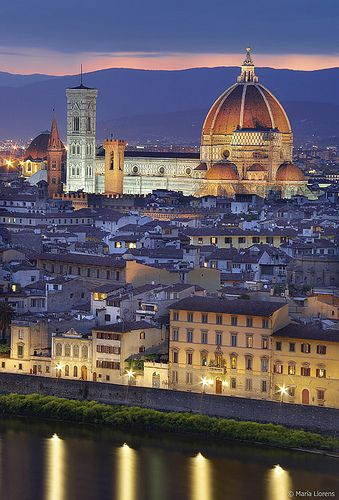 Never will forget the Italy Trip in June 2013.  One of our favorites....Firenze   Italy   by M. Llorens, via Flickr