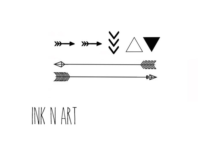 arrow tattoo - Google Search