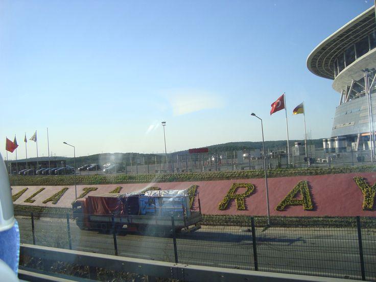 ISTANBUL GALATASARAY STADIUM  2013
