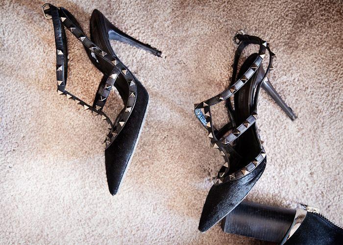 "Amanda Schulman: ""Favorite Heels from Valentino."""