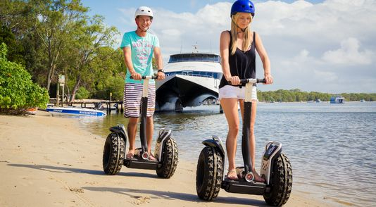 One of the great activities to do while on Wavebreak as part of the Gold Coast Island Adventure Cruise.. Book your tickets now http://ticketsandtours.com.au/travel/gold-coast-adventures/