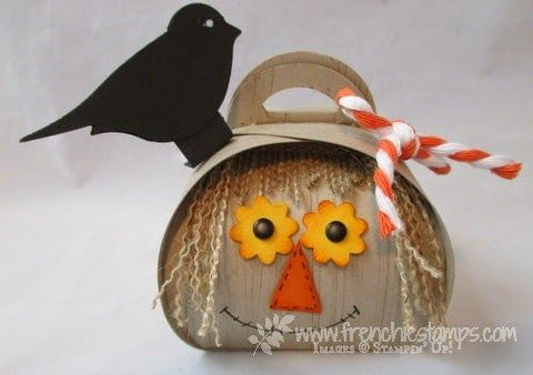 Stamp & Scrap with Frenchie: Curvey Keepsake BoxMrs.Scarecrow video