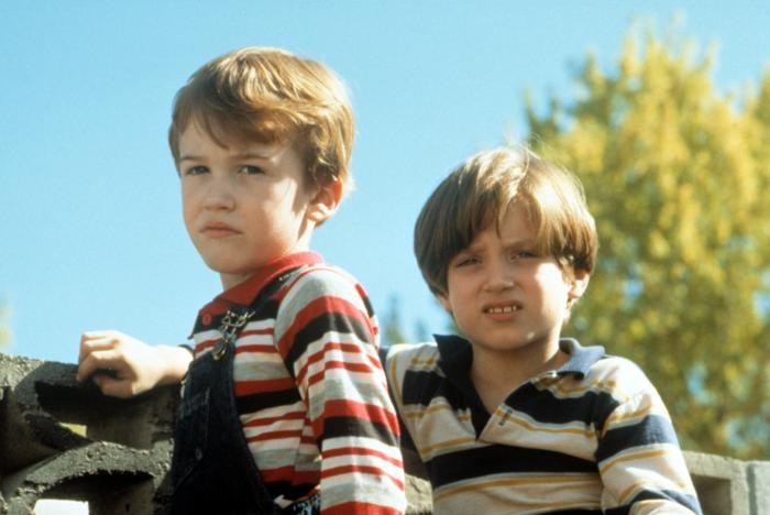 Joseph Mazzello Y Elijah Wood En La Pel 237 Cula La Fuerza De