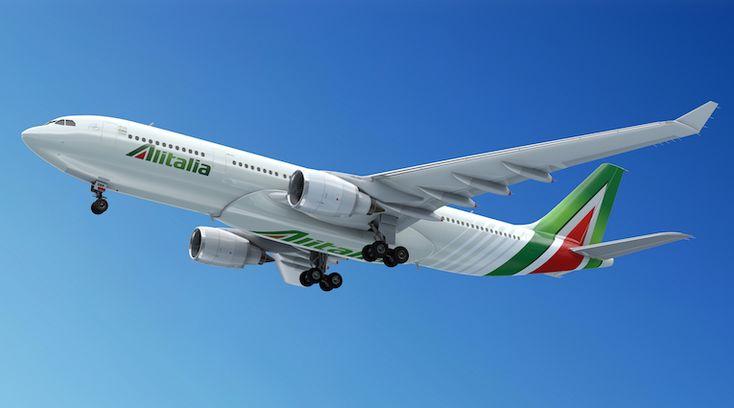 Alitalia: new non-stop flight Rome-Kiev in the summer