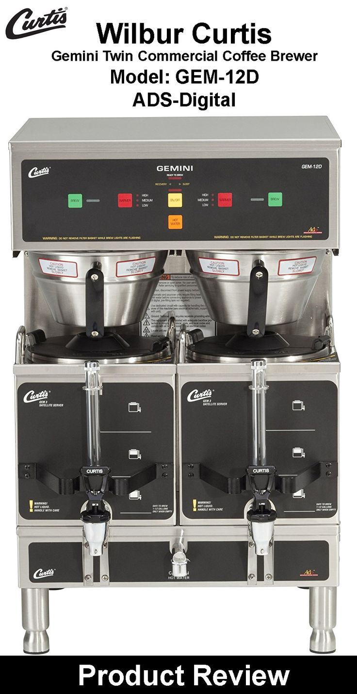 Electronic Industrial Coffee Machine For Sale 1000 ideas about commercial coffee machines on pinterest wilbur curtis gemini twin brewer ads digital gal each wilbu