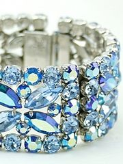 swarovski crystal bracelet....