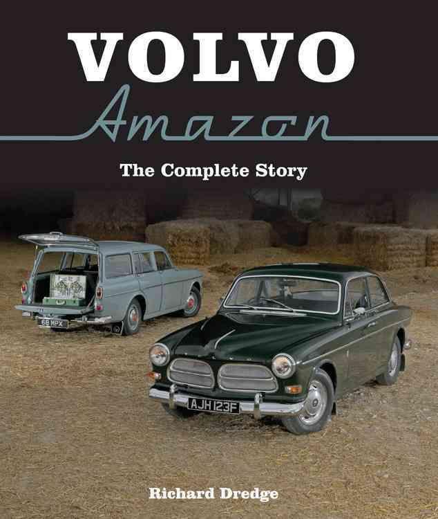 Volvo Amazon: The Complete Story (Hardcover)