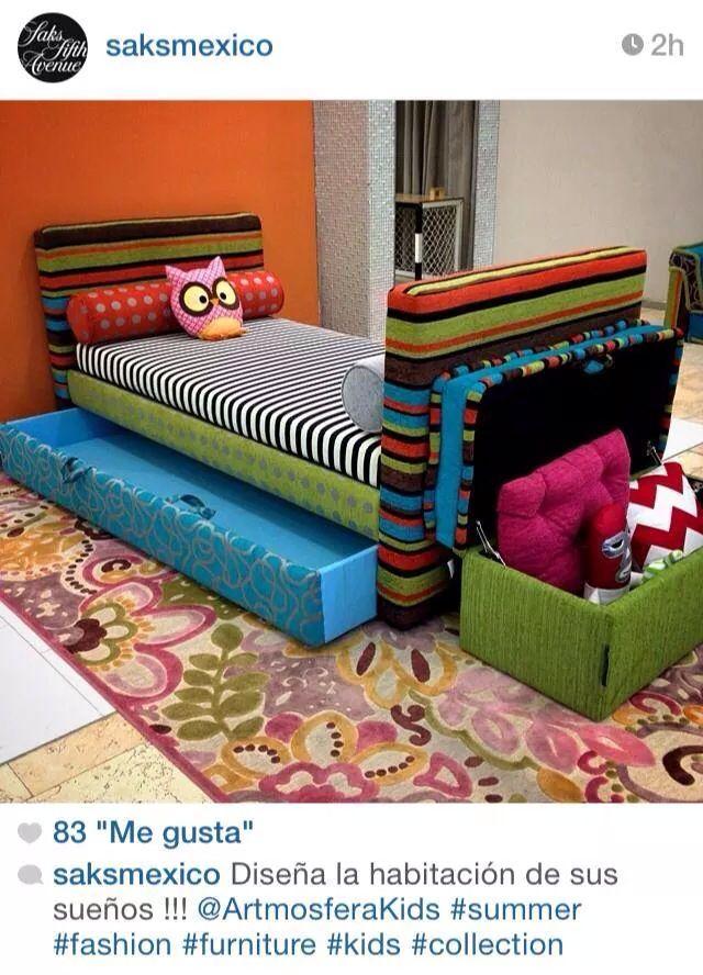 18 best cama infantil images on Pinterest | Baby boys, Beds and Guitars