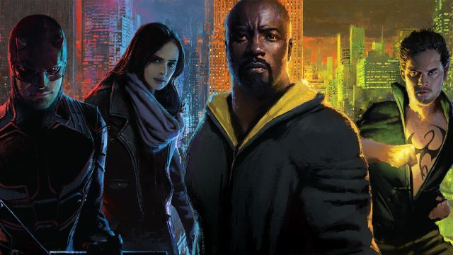 Marvels The Defenders and The Punisher Comic-Con Posters   Marvels The Defenders and The Punisher Comic-Con Posters  Ahead of San Diego Comic-Con next week Marvel Entertainment and Netflix have released (via EW) the Comic-Con posters for Marvels The Defenders (drawn by Marvel TV Creative Director Joshua James Shaw) and Marvels The Punisher (drawn by Marvel Entertainment Chief Creative Office Joe Quesada)! Check out theDefenders andPunisher Comic-Con posters below.  Both posters will be…
