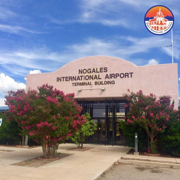 Did you know that #NogalesArizona has an airport? Nogales International Airport is a county-owned public-use airport located seven nautical miles northeast of the central business district of Nogales. The airport is also used by the Arizona Department of Public Safety, U.S. Drug Enforcement Agency (DEA), the U.S. Border Patrol, and the military. #InternationalAirport #FlyArizona #TravelingFacts