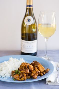 This Balinese Chicken recipe is one of my favourite dishes to make for my friends and family. It's an easy recipe to make and it never fails to impress my guests. I have been meaning to share it on my blog for a while, but then I usually only blog about baking so I didn't want to go off topic… Waitrose Cellar contacted me last month to take part to Unusual Pairings, a blogger challenge to recommend a food and wine pairing that maybe slightly unusual, so I thought it was the perfect occasion…