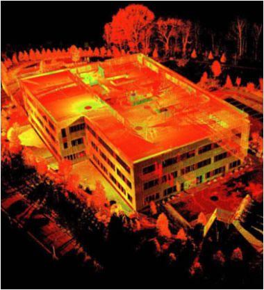 Utilizzo degli strumenti per le nuvole di punti per collegare scansioni laser in Revit