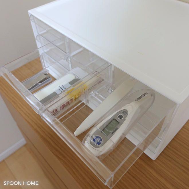 ニトリのレターケース9個引き出しの収納ブログ画像 収納 アイデア 収納 収納 日用品