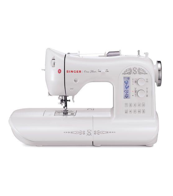 Singer One Plus Sewing Machine at Joann.com (Ooooooh, I could soooooo come to love this machine! ~Lee Ann H)