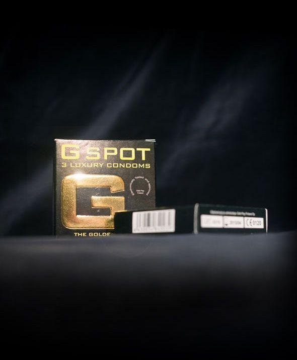 New website: GSPOT condomswith De Beer Inderneming - http://www.gspot.fi