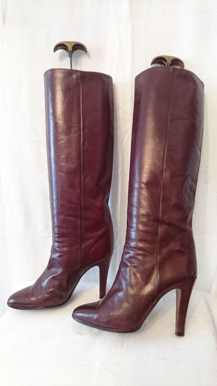 Vintage Italian Boots 32