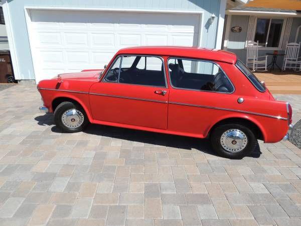 1964 MG 1100 2 door sedan, $5,250 Bend, Oregon #ForSale # ...