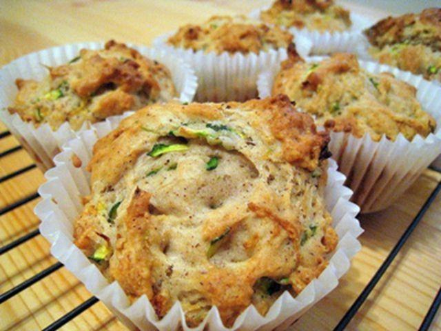 Olivás muffin - MINDENMENTES