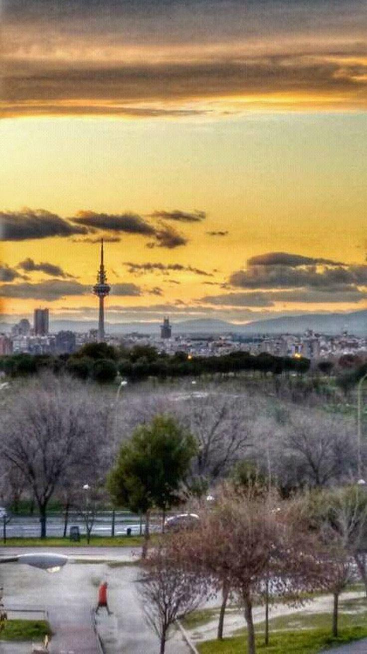 Skyline dorado - MA YO - Google+