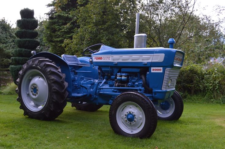 1966 Ford 3000 Tractor | Posted on January 24, 2014                                                                                                                                                     More