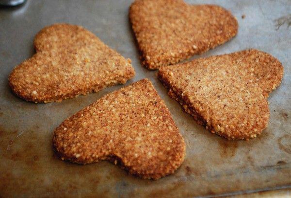 Lättgjorda pepparkakor (lchf) - Baka Sockerfritt