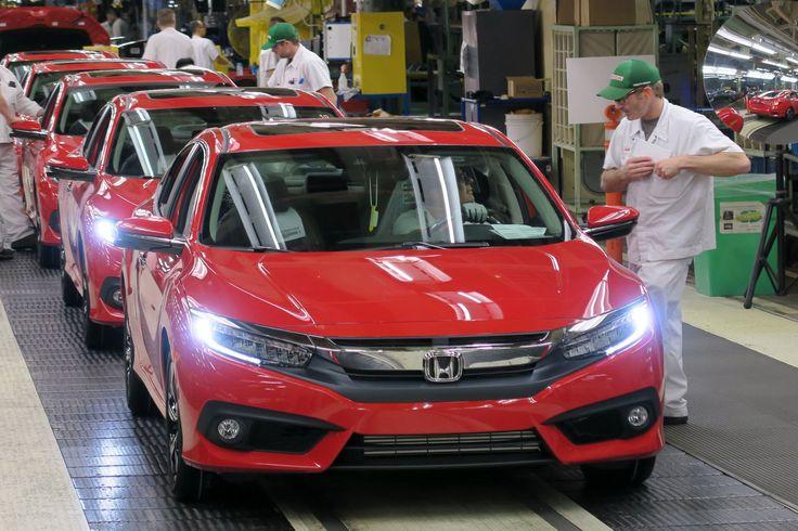 Honda Terpaksa Recall Honda Civic Akibat Masalah di Pengereman - http://bintangotomotif.com/honda-terpaksa-recall-honda-civic-akibat-masalah-di-pengereman/