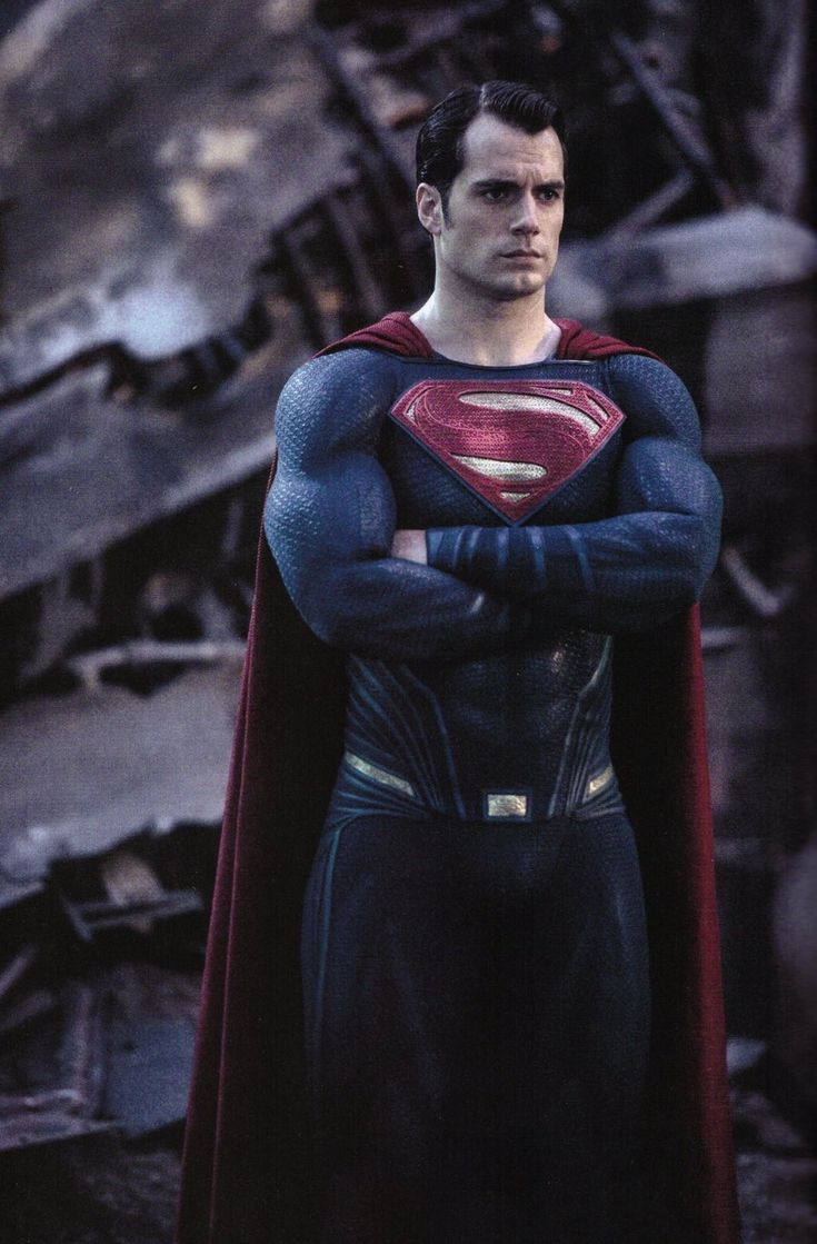 Man of Steel Superman Henry Cavill                              …
