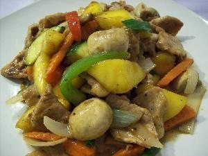 Mango Wonder from Thai Chefs Restaurant in Santa Clarita, CA