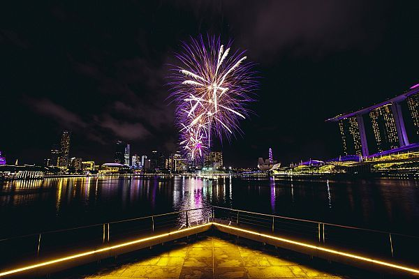 Who Says New Year S Eve Should Only Last One Day Pico Worked With Singapore S Government Bodies For The Traditional Mar Event Services Event Management Event