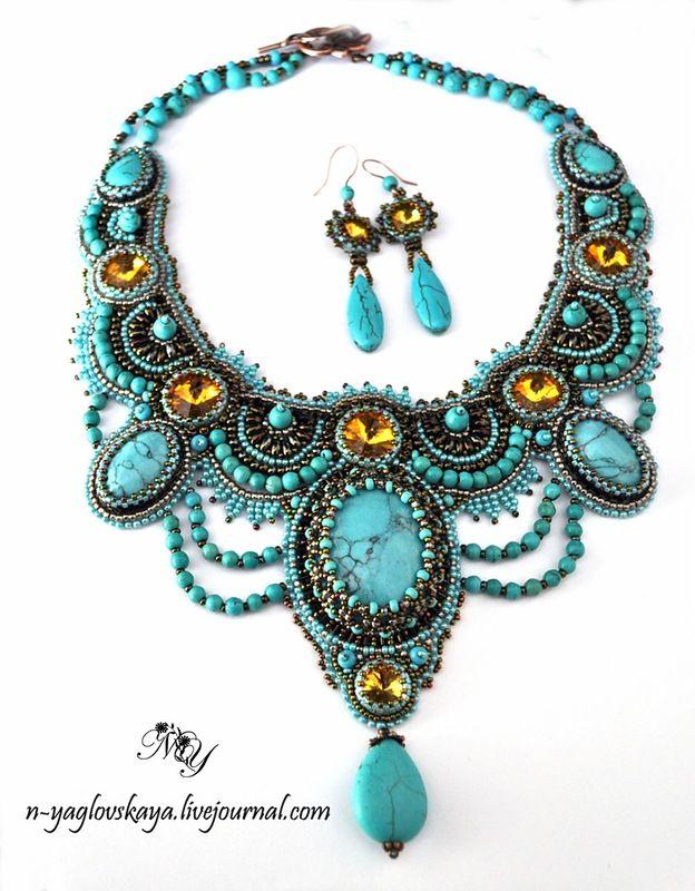 exquisite art jewelry